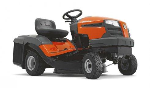 Traktor z koszem TC 130