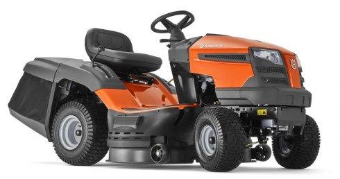 Traktor z koszem TC 138