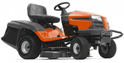 Traktor z koszem TC 238T