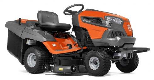 Traktor z koszem TC 242T