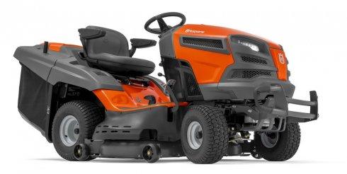 Traktor z koszem TC 342T